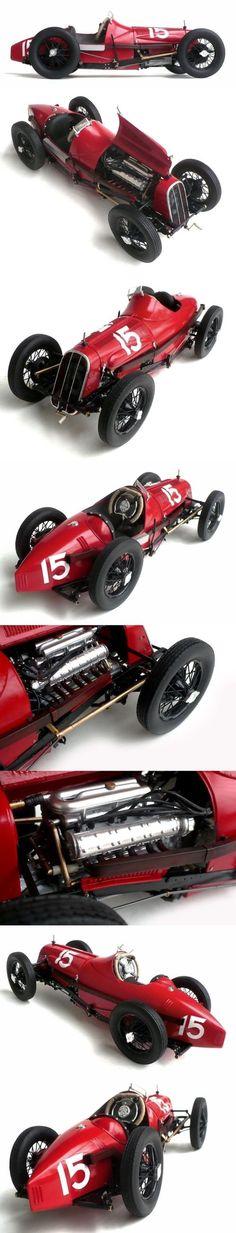 Italeri's (Protar Molds) 1/12 scale Fiat 806 Grand Prix.