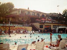 Club Girasole, Figline Valdarno, Tuscany, July 1999