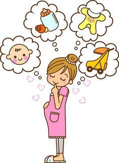 una espera con la interrogación : será niña o niño....el encuentro y el abrazo...