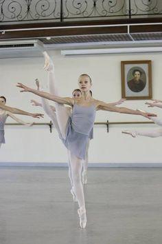 Vaganova Academy student