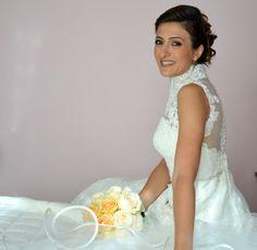 Stunning bride www.momentisposi.it #realbride #sposa