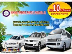 Abundance Transworld Transport & Traveltours, Inc. Travel Tours, Car Rental, Abundance, Transportation, Manila, Coaster, Telephone, Ms