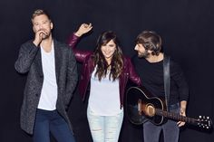 """LADY ANTEBELLUM TAKES """"SWAGGERING NEW SONG"""" """"YOU LOOK GOOD"""" TO THE ELLEN DEGENERES SHOW AND JIMMY KIMMEL LIVE! THIS WEEK – Vegas24Seven.com"""