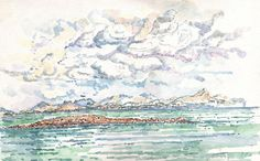 Die Küste Formenteras von Kunstwelt