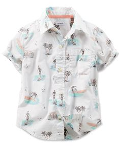 Carter's Baby Boys' Surfer Shirt