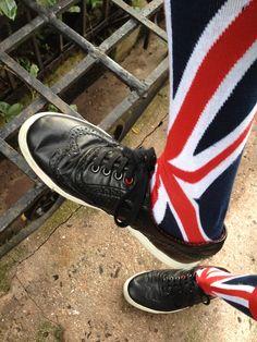 H Amsterdam - London socks!!!