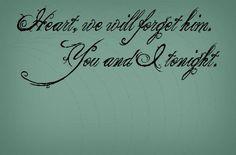 Emily Dickinson poem...