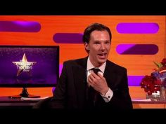 all i took away from this was that you could've seen Benedict Cumberbatch naked on stage...▶ Benedict Cumberbatch On The Graham Norton Show HD Full Interview (PART 2) (4-5-13). - YouTube