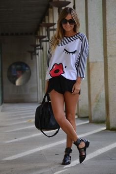 @roressclothes closet ideas #women fashion Lovely Summer Outfit Idea