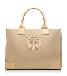 Tory Burch ELLA TOTE - I want this for traveling!