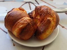 Perfectly Puffy Popovers