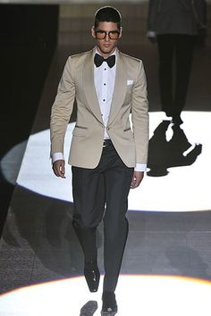 Dsquared2 Spring 2009 Menswear Fashion Show