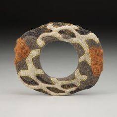 Bracelets Archives - Strongfelt Wet Felting Projects, Free Motion Embroidery, Textile Jewelry, Bangles, Bracelets, Cotton Thread, Buttonholes, Silk Fabric, Needle Felting