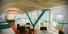 cafe design walls - Google Search