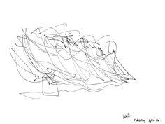 Croquis de Frank Gehry