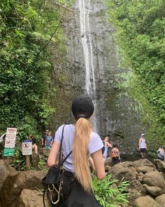 [IG] 190722 Manoa Falls - roses_are_rosie: hiking in hawaii will forever be the best thing i agreed to do