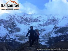 Salkantay Trek via llactapata to Machu Picchu : Salkantay Trek to Machu Picchu 7 Days / 6 Nights www.salkantaytrekking.com   Cusco covers a total area of 70,015.30 Km2. In this beautiful land, it is possible to find colorful Andean valleys, snowy peaks, rivers, waterfalls, the beautiful Andean jungle, Inca and pre-Inca sites, and several Andean communities. These Andean communities are connected by thousands of paths. Some of these paths have been used before the Spaniards arrived to Peru…