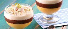 Este calorão pede algo bem refrescante, né? Por isso trouxemos a receita de um delicioso gelado com limão! Hmmm http://www.bibeli.com.br/post-interna/gelado-tres-cremes-leite-condensado-chocolate-e-limao