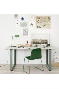 10 stilfulde skriveborde | Indret dit skrivebord