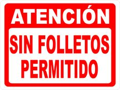 Now available Spanish Attention... http://salagraphics.com/products/spanish-attention-no-handbills-allowed-sign-atencion-sin-folletos-permitido?utm_campaign=social_autopilot&utm_source=pin&utm_medium=pin Great Deals on signs and decals at salagraphics