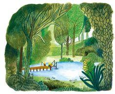 Illustrazione di Beatrice Alemagna per Lotta combinaguai