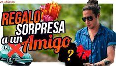 LE DOY UN REGALO SORPRESA A UN AMIGO | NO, NO ES UN COCHE