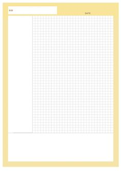 Memo Notepad, Notes Template, Journaling, Good Notes, Note Paper, Study Notes, Writing Paper, Planner, Printable Paper