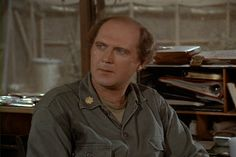 M*A*S*H , An Eye for a Tooth, ,Episode aired 11 December 1978 Season 7 Mash Characters, David Ogden Stiers, Mash 4077, Season 7, Best Tv, Emerson, Winchester, Tooth, December