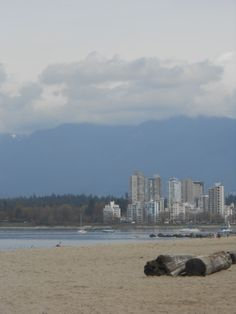 Jericho Beach, Vancouver BC. #day3