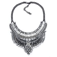 Necklace-Cynthia Wow the crowd every time wearing this beauty! Alloy Nickel and Lead Free Estimated delivery: 2-3 weeks