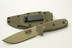 ESEE-4 Knife Review More