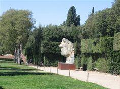 Florence - Boboli Gardens