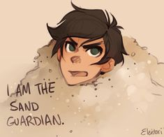 So I had a great idea last night. x; not a percy jackson fan, but this is funny