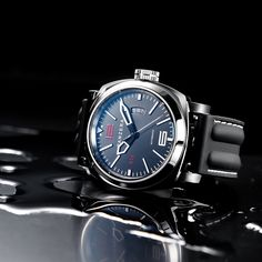 """35% off on the NEW Australian made Aquamarine MK2 automatic watch collection. Aquamarine timepieces are assembled in our Sydney workshop. Sapphire crystal and 200M water resistance. PANZERA (since 2009) is highly recommended by """"Bloomberg"""", """"Top Gear"""", """"IB Times"""" and """"Watchuseek"""" as well as countless 5-star customer reviews. Free 5-day global delivery with DHL Express from Sydney globally., 2 years international replacement warranty, 30-day return satisfaction guarantee. Fancy Watches, Best Watches For Men, Amazing Watches, Expensive Watches, Vintage Watches For Men, Stylish Watches, Cool Watches, Top Gear, Men Accesories"""