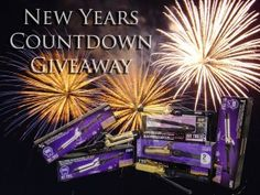 Flat Iron Experts New Years Countdown Giveaway -