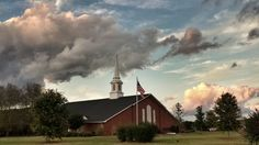 Calhoun Seventh-day Adventist Church Seventh Day Adventist, Seven Days, Church Building, Clouds, Outdoor, Outdoors, The Great Outdoors, Cloud