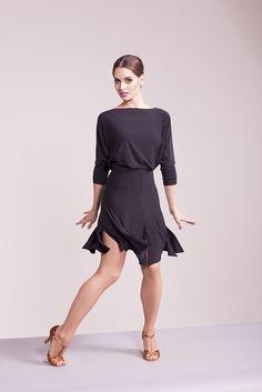 Illuminate Latin Dress