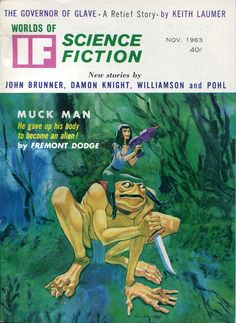 Worlds of If, November 1963. Cover by Jack Gaughan. https://www.flickr.com/photos/alittleblackegg/page13
