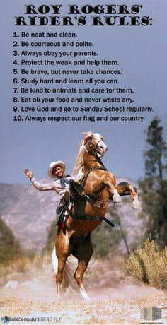 """Famous Horses """"Trigger"""" and Roy Rogers Cowboy Quotes, Horse Quotes, Great Memories, Childhood Memories, Mejores Series Tv, Los Kennedy, Dale Evans, The Lone Ranger, Tv Westerns"""