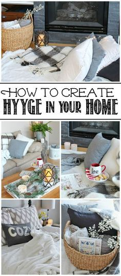 Add some hygge to yo