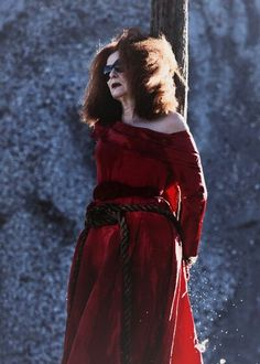 Frances Conroy as Myrtle Snow in AHS: Coven
