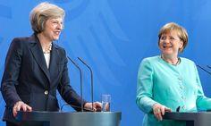 Γιατί η Γερμανία να επιτρέψει στη Βρετανία ένα εύκολο Brexit; ~ Geopolitics & Daily News