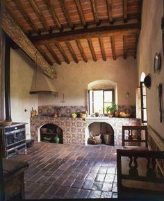 A Rustic Farmhouse in Italy