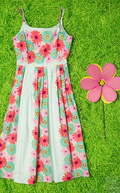Fun, feminine, and quirky looks featuring our exclusive prints! Cute Spring Outfits, Pretty Outfits, Stylish Outfits, Beautiful Outfits, Cool Outfits, Stylish Clothes, Pretty Clothes, Kids Outfits, Vintage Inspired Fashion