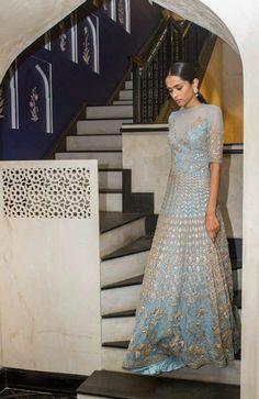 Anita Dongre for Vogue India Bridal Studio