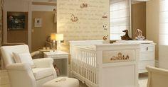 Decoração de quarto de bebe unissex