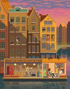 'The Boathouse'