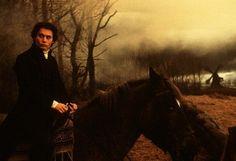 Sleepy Hollow. Tim Burton.  Cinematography by Emmanuel Lubezki