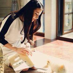 "316 Likes, 1 Comments - Gemini.Actress. pianist. china (@_.mingg._) on Instagram: ""温柔女人! #迪丽热巴 #胖迪 @dlraba63"""