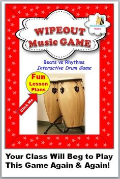 Popular Music Activity! Your class will beg to do this over and over again!!#musicgamesmusiceducation#composing#musichat#melody#kodalyclassroom#elemused#rhythm#musicworksheets#lessonplans
